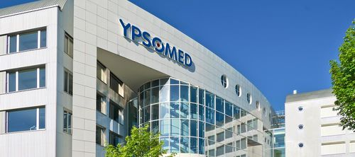 Ypsomed Headquarters in Burgdorf (Switzerland)
