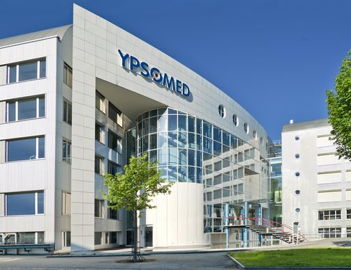 Ypsomed Headquarters in Burgdorf