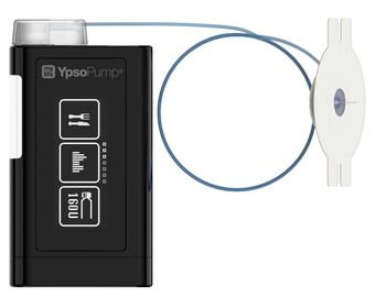 YpsoPump – The intuitive insulin pump system