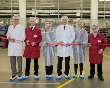 Ypsomed opens a new production line in Solothurn