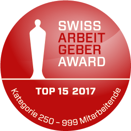 Swiss Employer Award 2017